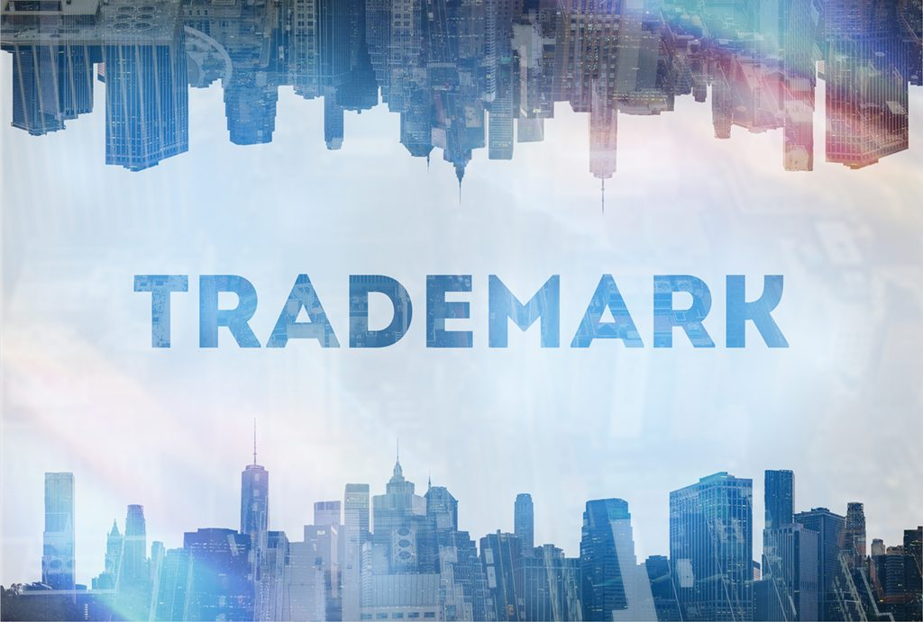 Trademark concept image