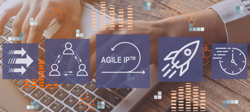 patent law firm agile ip tm