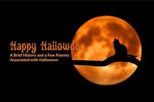 halloween patent blog