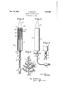 string light patent
